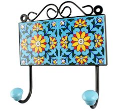 Sunflower Ceramic Tiles Hook Online