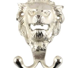 Silver Lion Iron Hook Online
