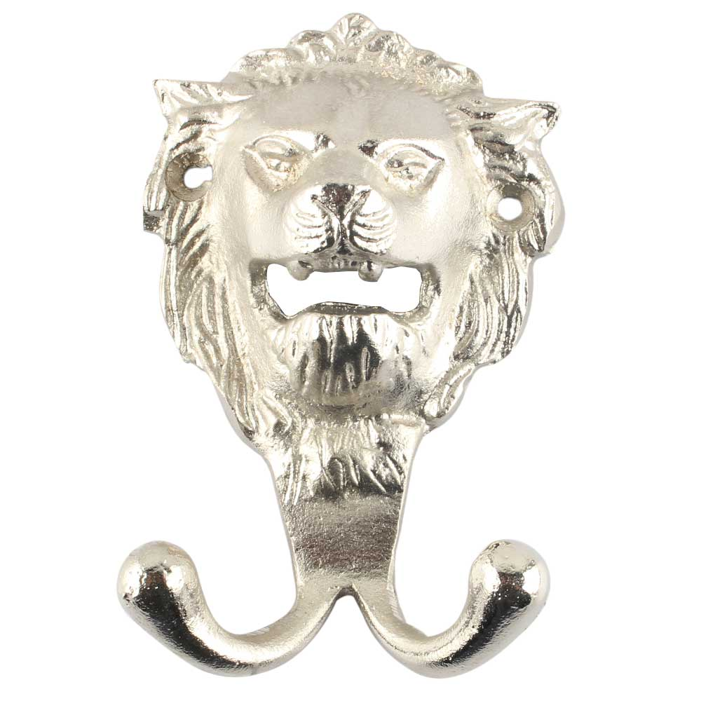 Silver Lion Iron Hook Online