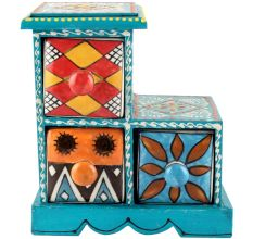 Spice Box-979 Masala Rack Container Gift Items