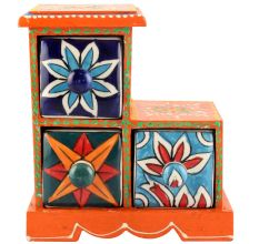Spice Box-999 Masala Rack Container Gift Items