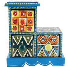 Spice Box-1000 Masala Rack Container Gift Items