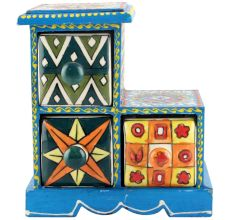 Spice Box-1001 Masala Rack Container Gift Items