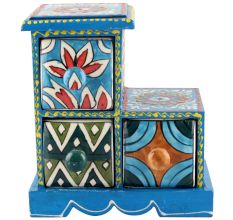 Spice Box-1005 Masala Rack Container Gift Items