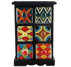 Spice Box-1179 Masala Rack Container Gift Items