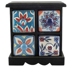 Spice Box-1194 Masala Rack Container Gift Items