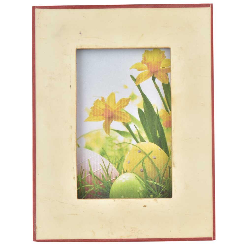 Handmade Simple Wood Photo Frame