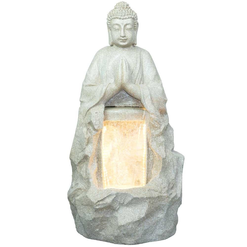 Designer Namaskar Lord Buddha Water Fountain