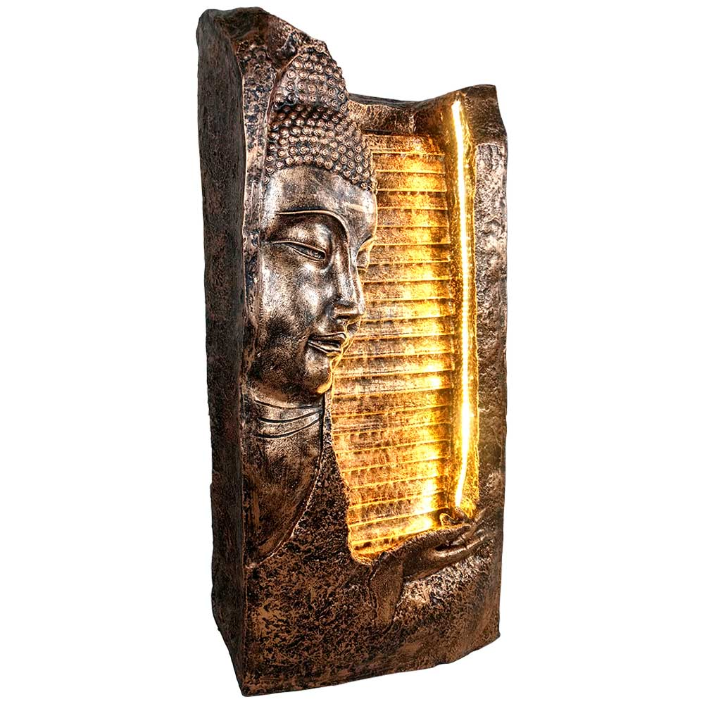 Designer Side face Lord Buddha Water Fountain