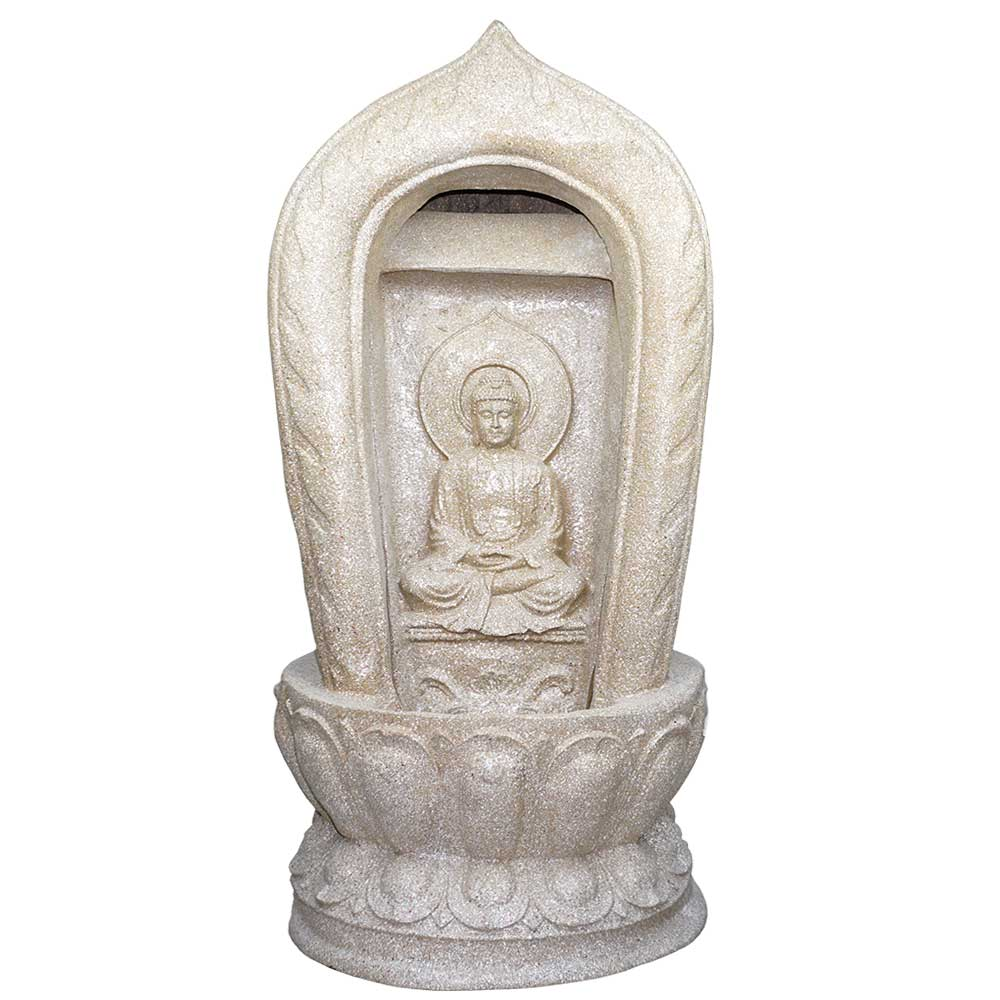 Gufa(Cave) Lord Buddha Water Fountain