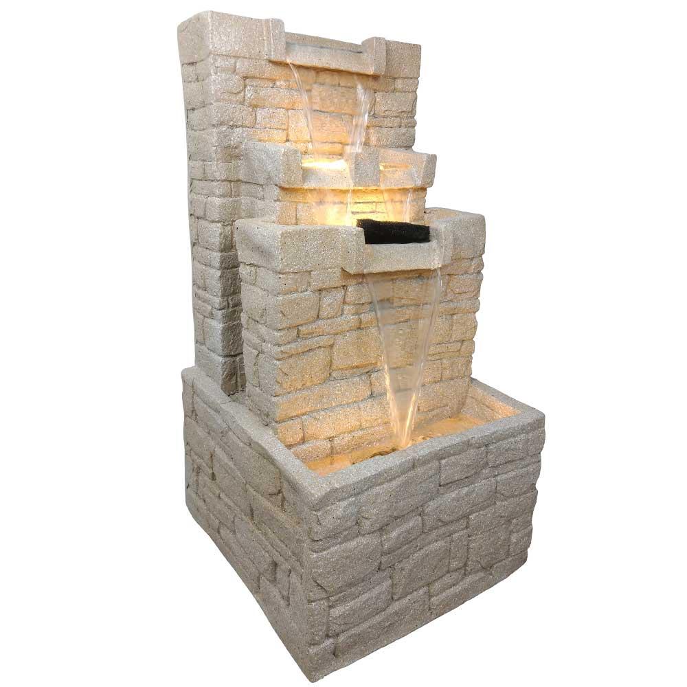 Brics Wall Fountain