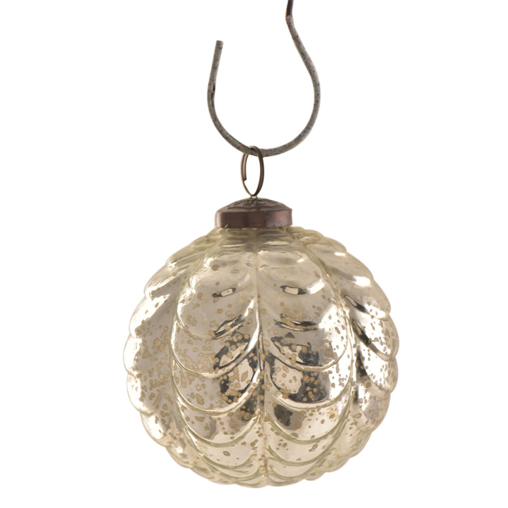 Antique Cut Christmas Hanging