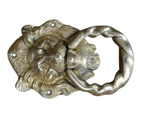 Lion Door Knocker-2