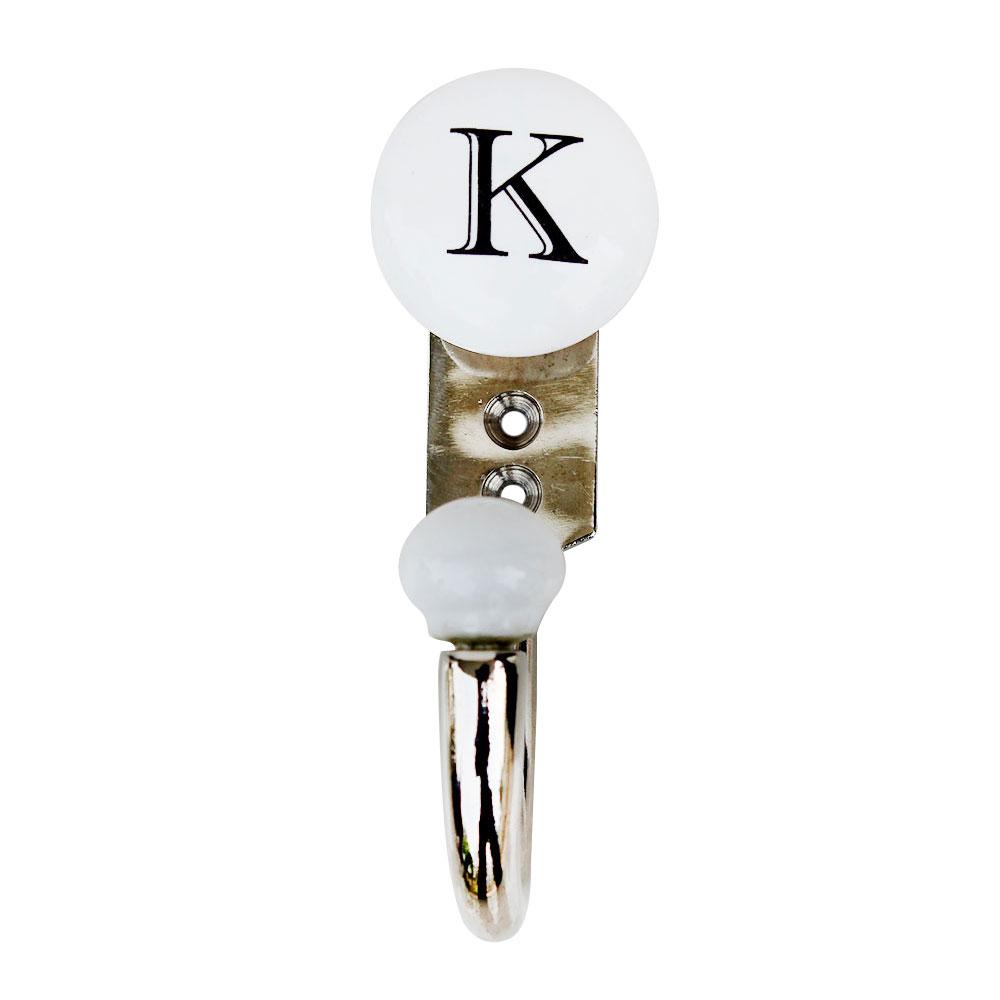 K Flat Ceramic Hooks