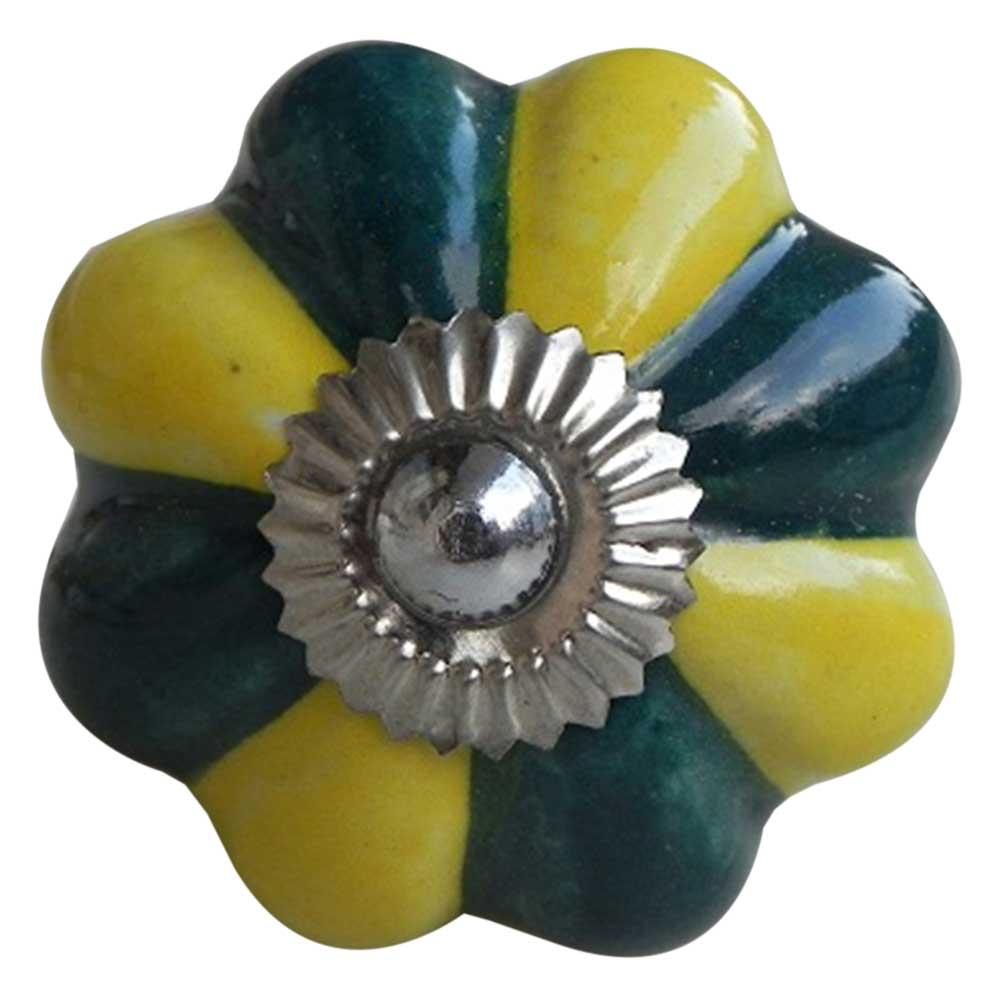 Yellow Green Knob