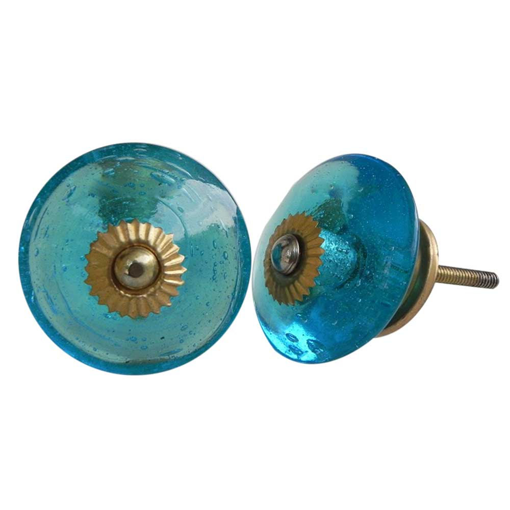 Sky Blue Wheel Knob