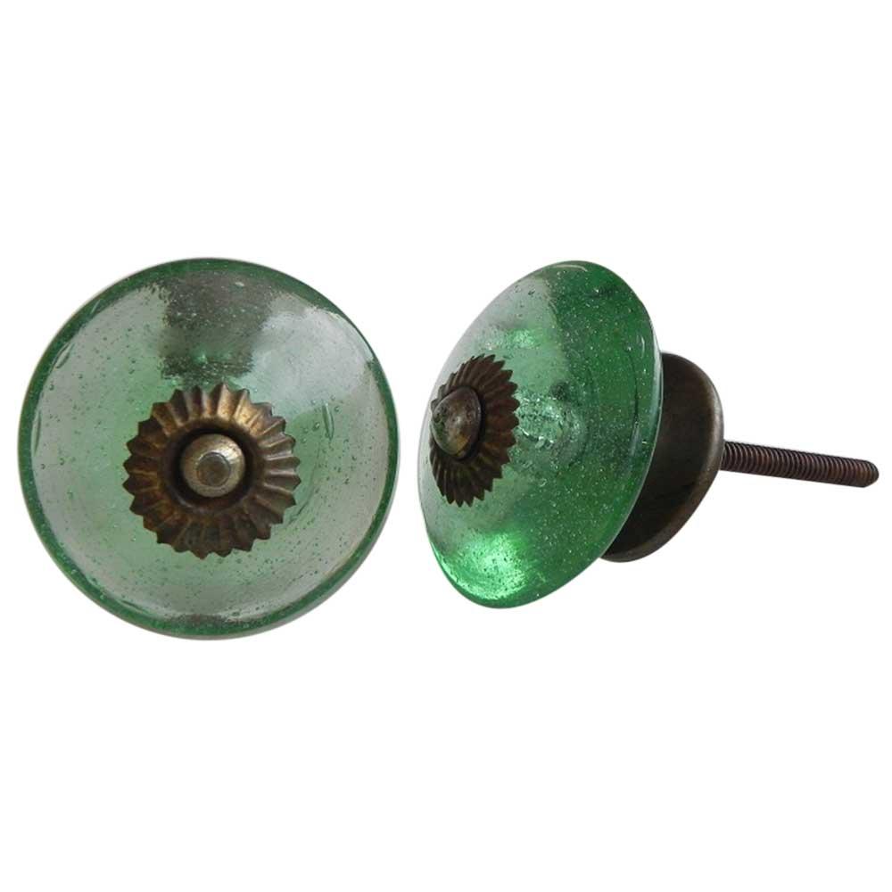 Mint Green Wheel Knob