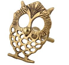 Golden Owl Brass Dresser Knobs Online