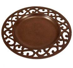 Alluminium  Platter