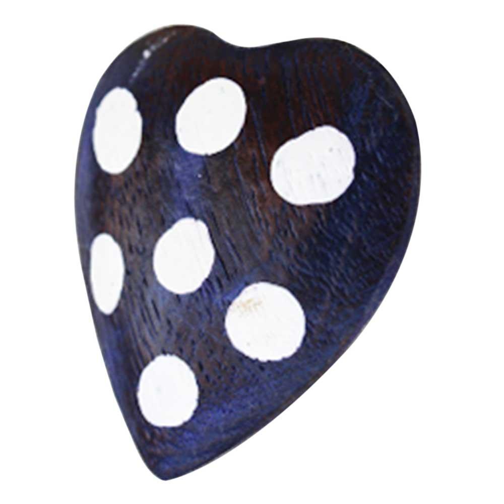 Purple Heart Drawer Knobs