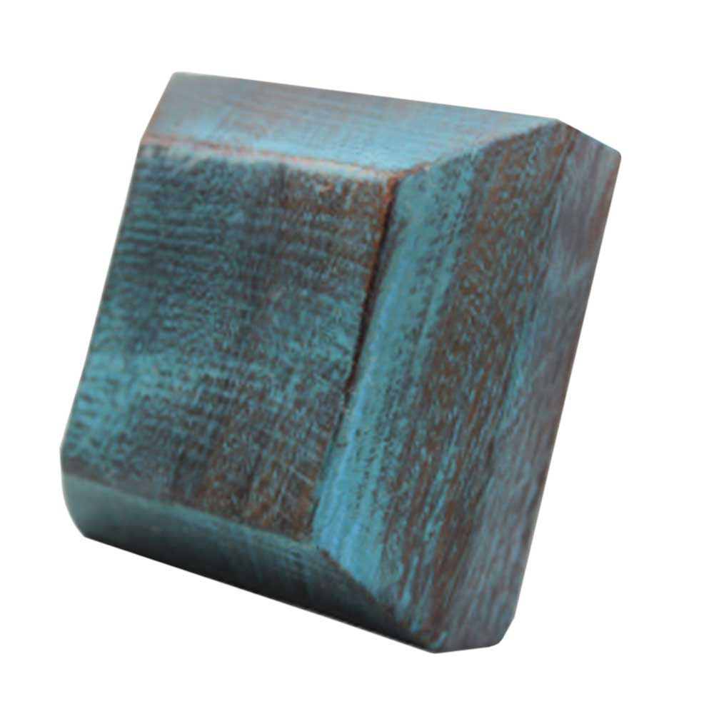 Slate Gray Square Knobs