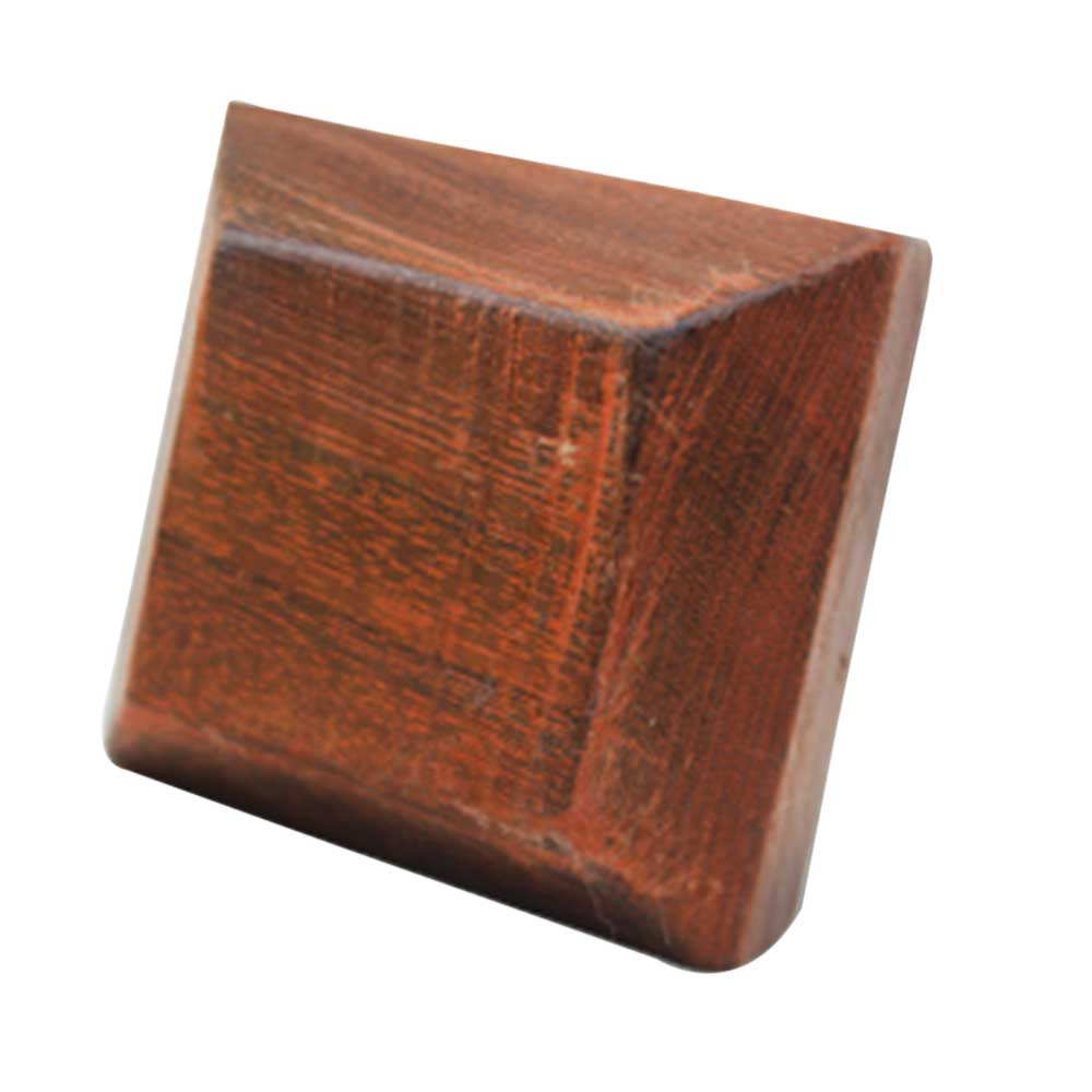 Orange Square Knobs