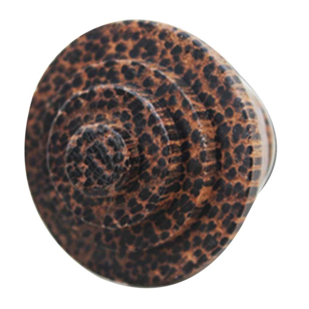 Round Wood Knobs