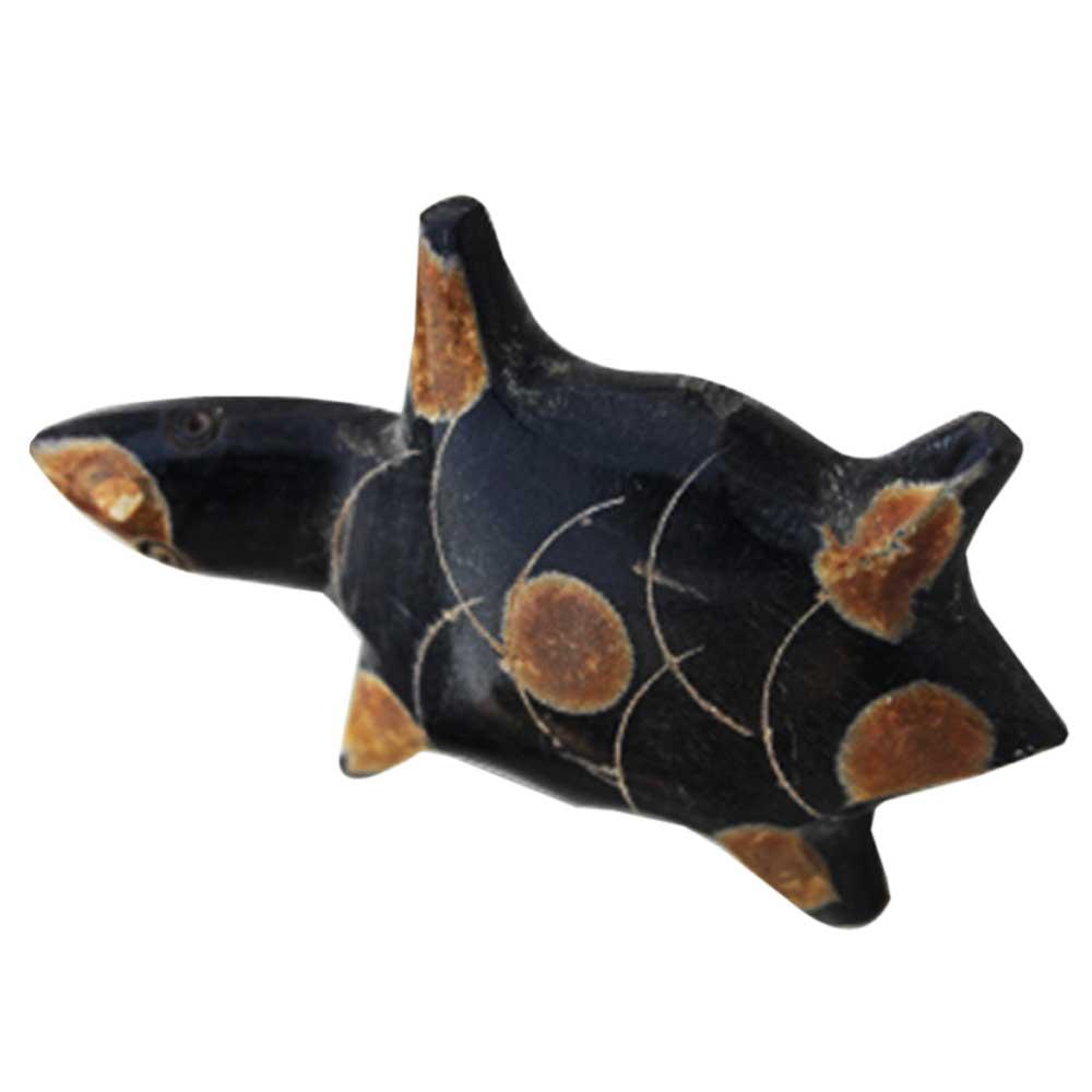 Tortoise Horn Knob