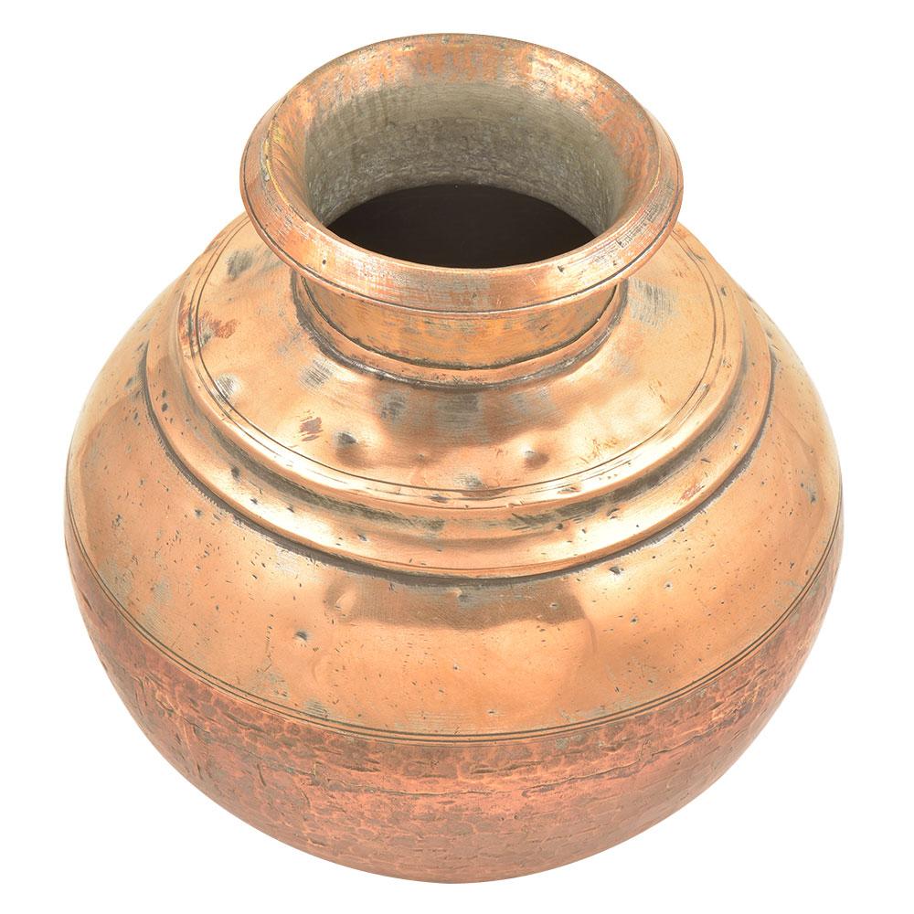 Handmade Copper Water Pot