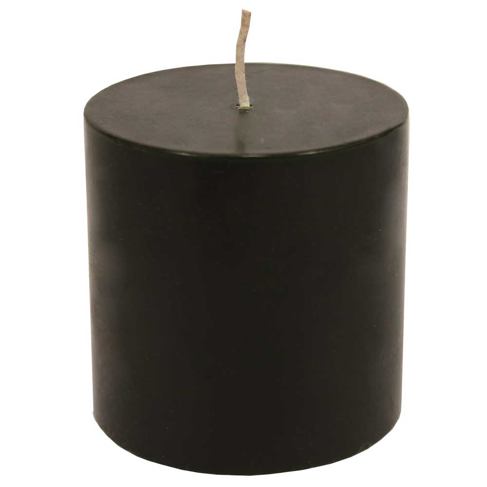 Decorative  Wax Candle 4 Inches