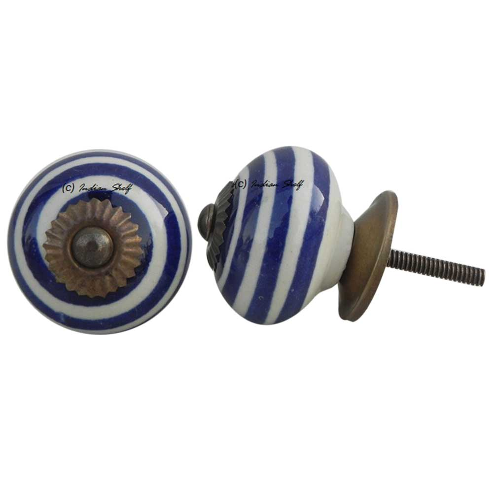 Old Navy Striped Knob