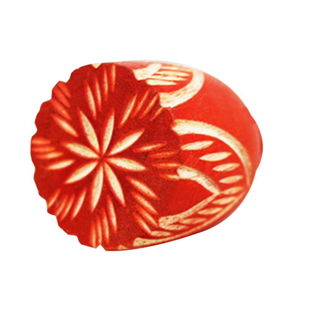 Candy Wood Cut Knob