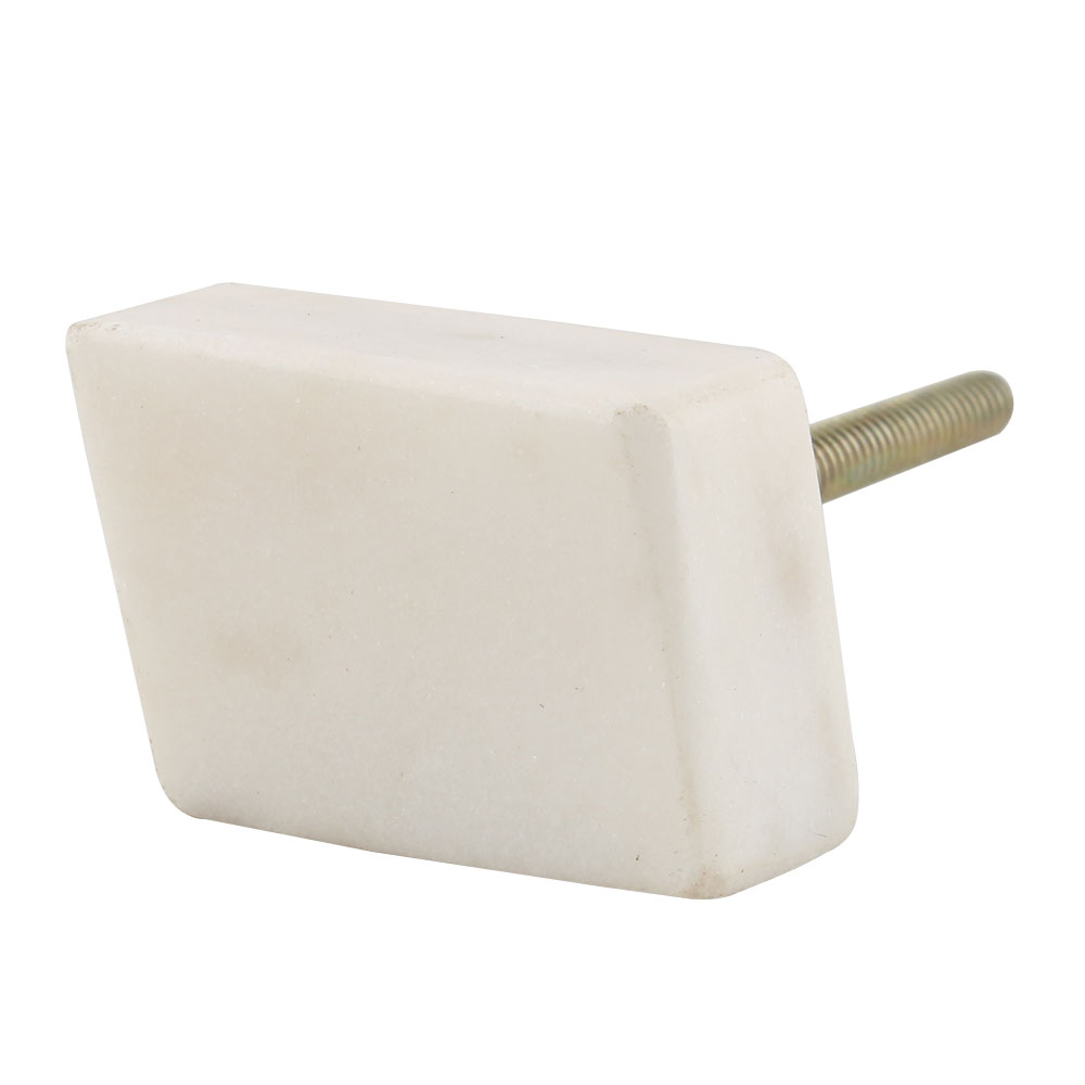 Parallelogram Stone Drawer Knobs Online