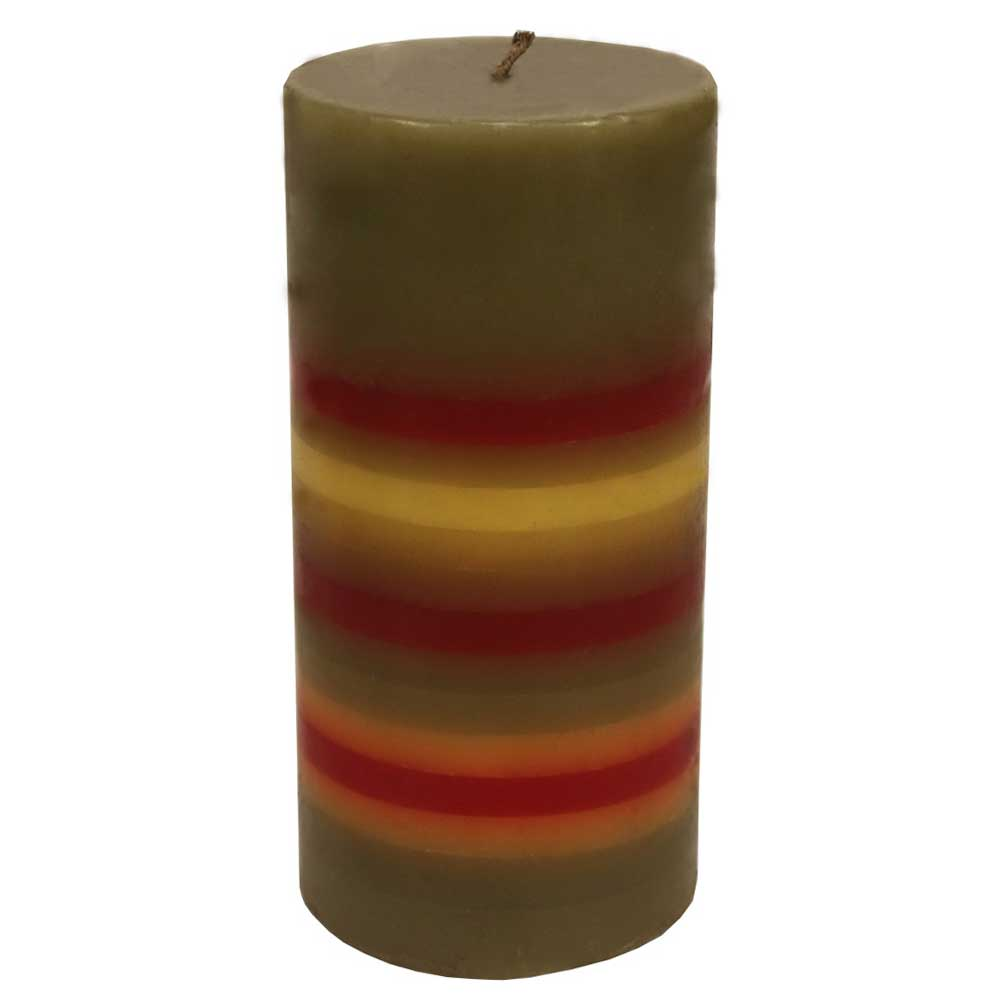 Decorative Wax Candle