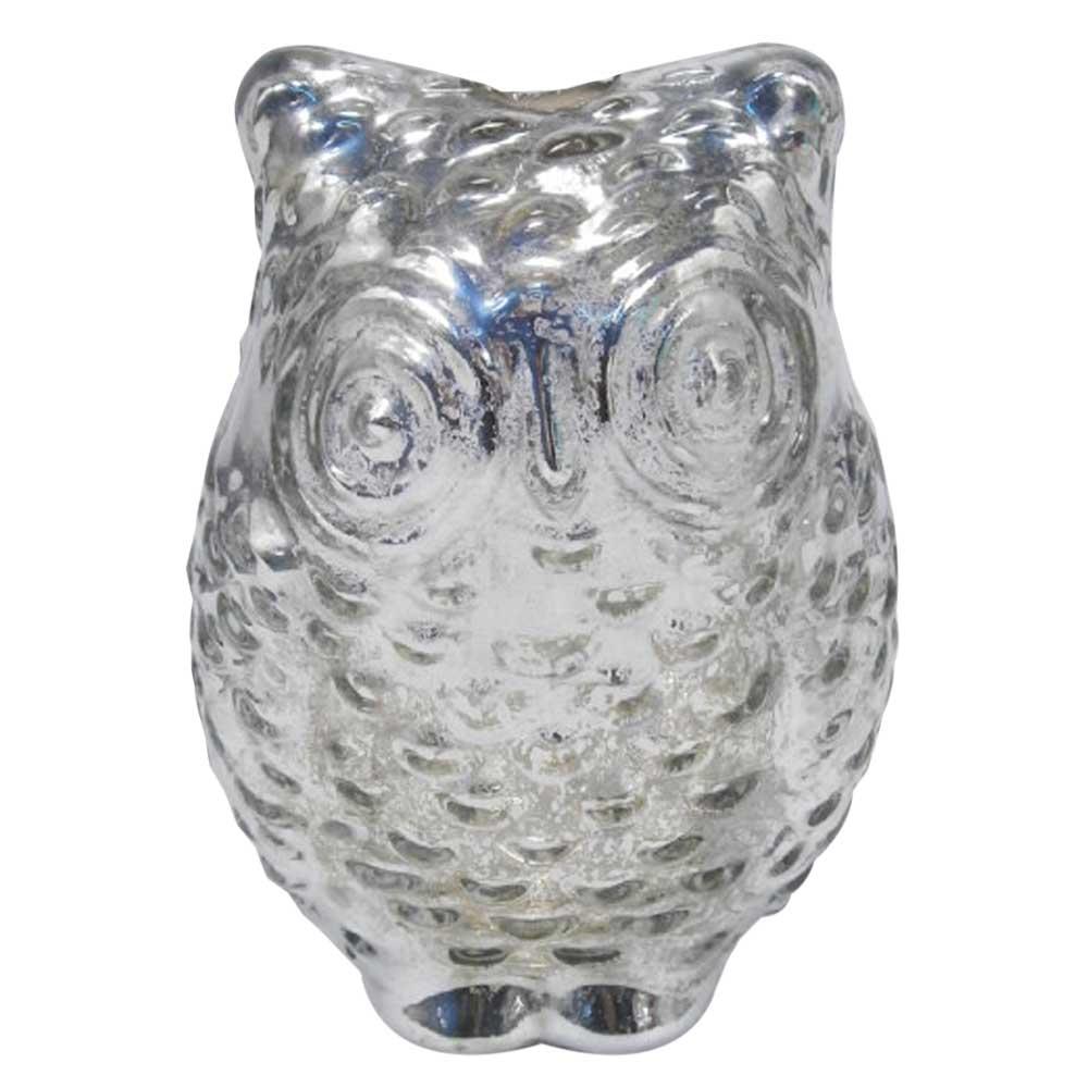 Murcrey Glass Owl Big