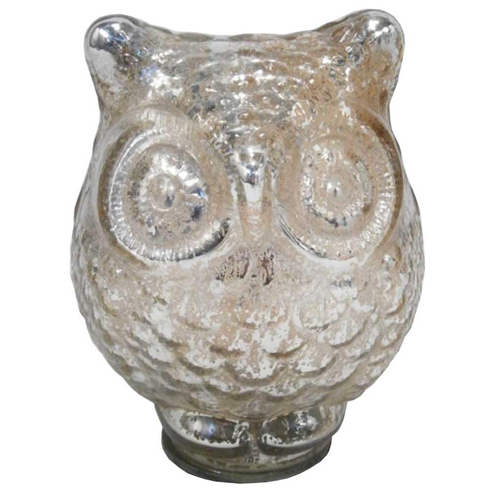 Murcrey Glass Owl  Sm