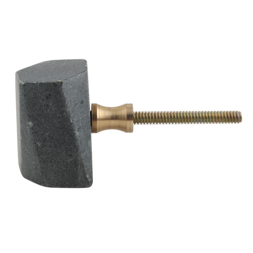 Grey Stone Hammer Cabinet Knobs Online