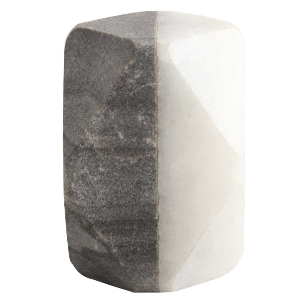 Grey And White Stone Hammer Cabinet Knobs Online