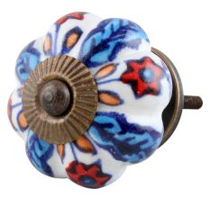 Blue Ocean Drawer Knob