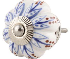 Blue Lotus Knob