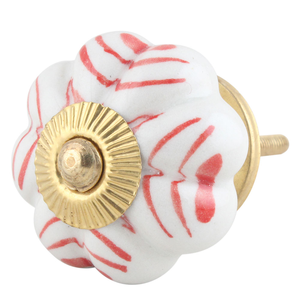 Red Wings Melon Knob