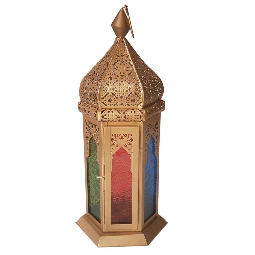 Antique Arabic Designer Lantern
