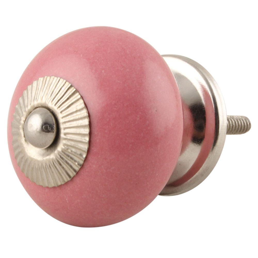 Dark Pink Knob