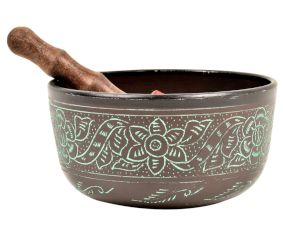 Hand Made Music Therapy Singing Bowl