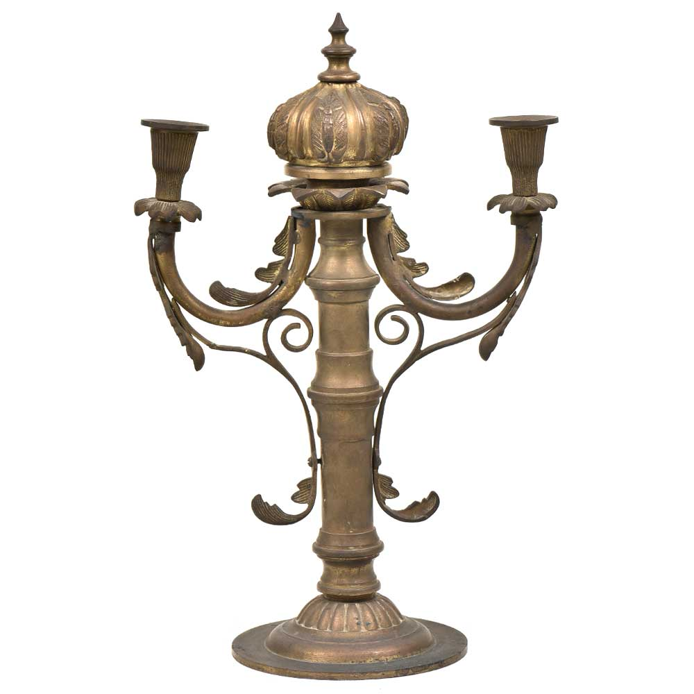 Artistic HandmadeSolid Brass Candle Stand