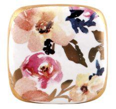 Rose Ceramic Door Cabinet Pull Knobs