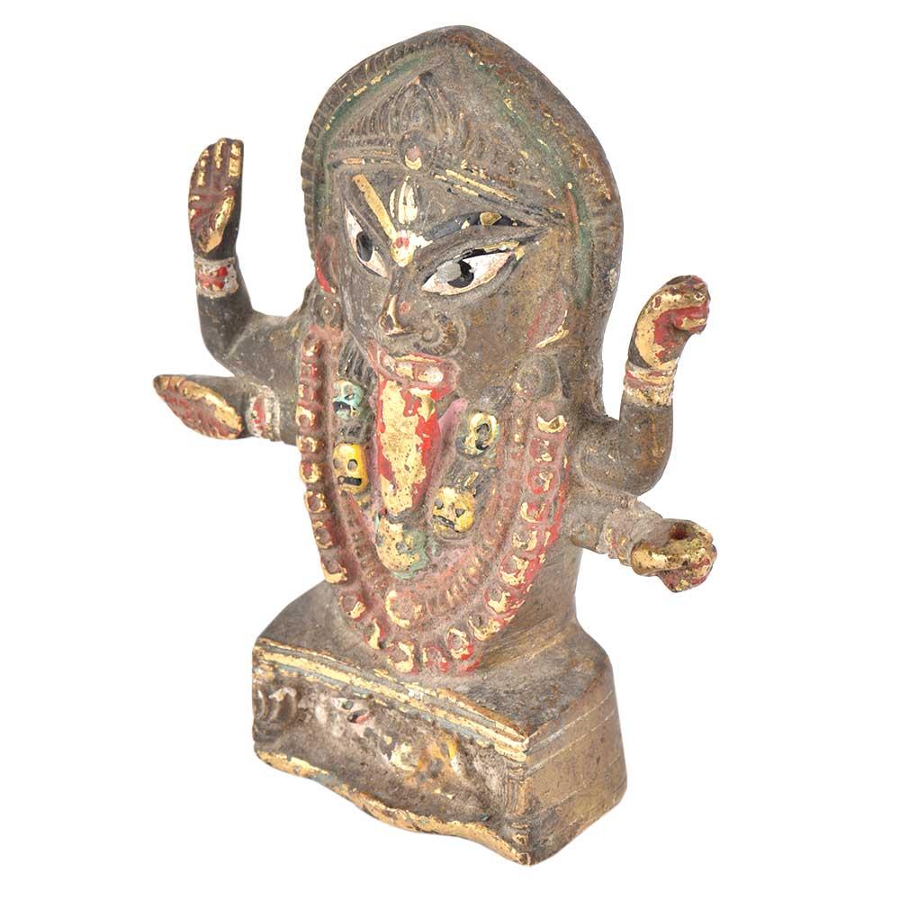 Brass Kali Statue Kalighat Ma Kali Statue
