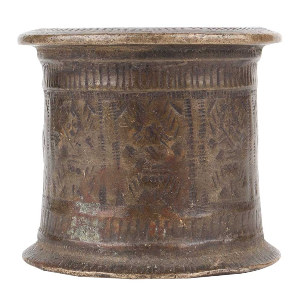 Brass Holy Water Pot Panch Patra Holy Water Pot