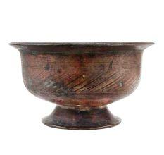 Brass Pedestal Bowl For serving Fruits Home decoration Bowl