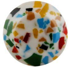 Multi color Resin Dresser Knobs